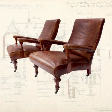 Vintage Mulberry chairs
