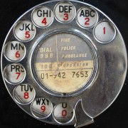 Vintage-retro-1950's-phone-Bakelite-vintage-style-Napoleonrockefeller.com