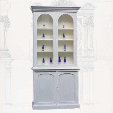 A Fine Victorian Bookcase