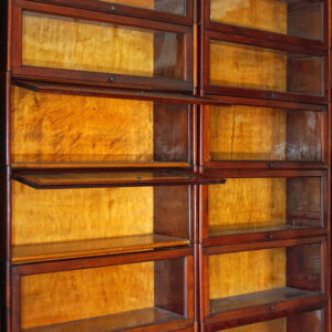Gunn Barrister Bookcases – SOLD