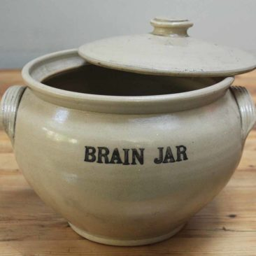 Vintage Apothecary Brain Jar