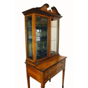 Antique-display-cabinet-glass-fronted-Edwardian-rosewood-Napoleonrockefeller.com