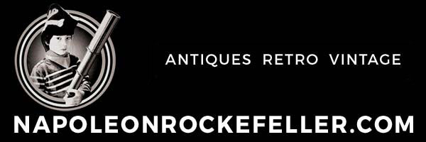 NapoleonRockefeller – Vintage, retro, antique, mid-century & painted furniture