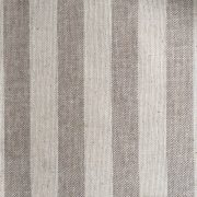 Sasha Russian linen upholstered upholstery fabric neutral stripes interiors trends  beiges  chaises, chairs, armchairs, benches, footstools Napoleonrockefeller.com Wimbledon showroom