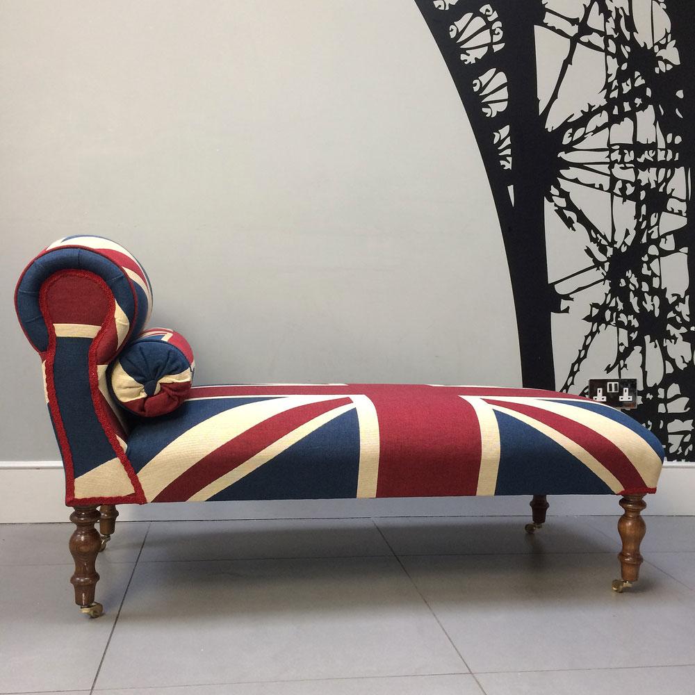 ... Winston Union Jack Daybed Winston Union Jack Chair Union Jack Chair Union  Jack ...