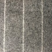Abraham Moon|100% lambswool|grey wool|pinstripe|upholstery fabric|upholstered seating|armchairs|handcrafted| bespoke chairs| Napoleonrockefeller.com|Wimbledon| Made in the UK|