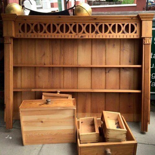 A pre-loved dresser