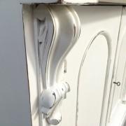Painted-antique-sideboard-cupboard-dining-storage-Napoleonrockefeller.com