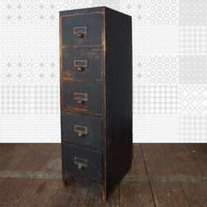 Retro Office Filing Cabinet SOLD