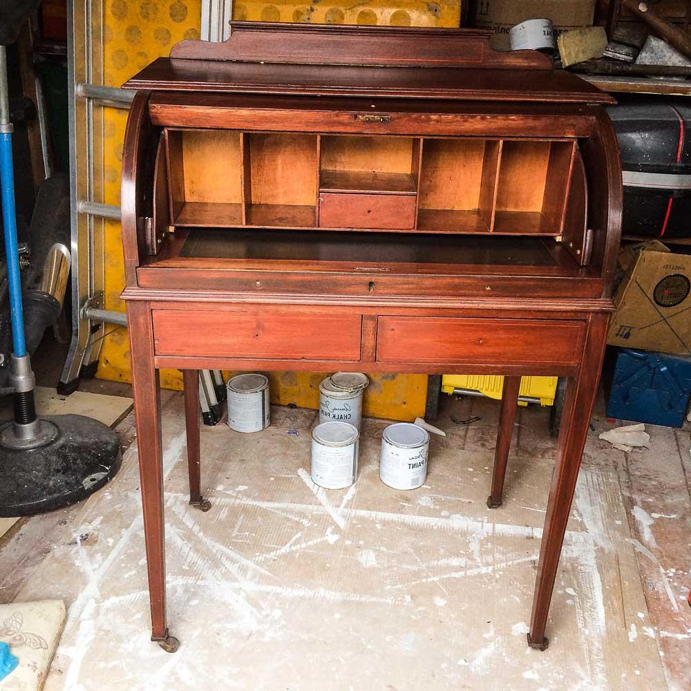 Desk pre-loved open shed