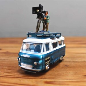 Corgi Commer Film Bus