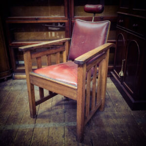 Antique-dentist-chair-collectable-Victorian-Napoleonrockefeller.com