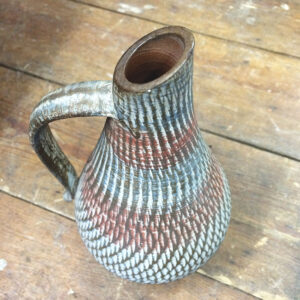 German Post-war Pottery Jug