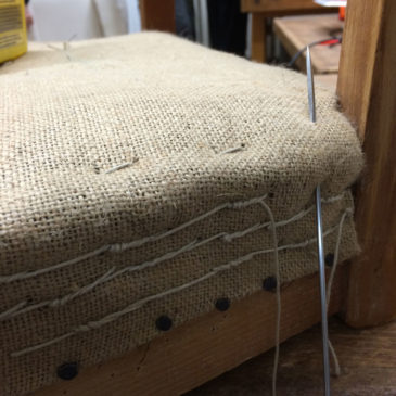 Upholstery Lesson: Preparation For Leather