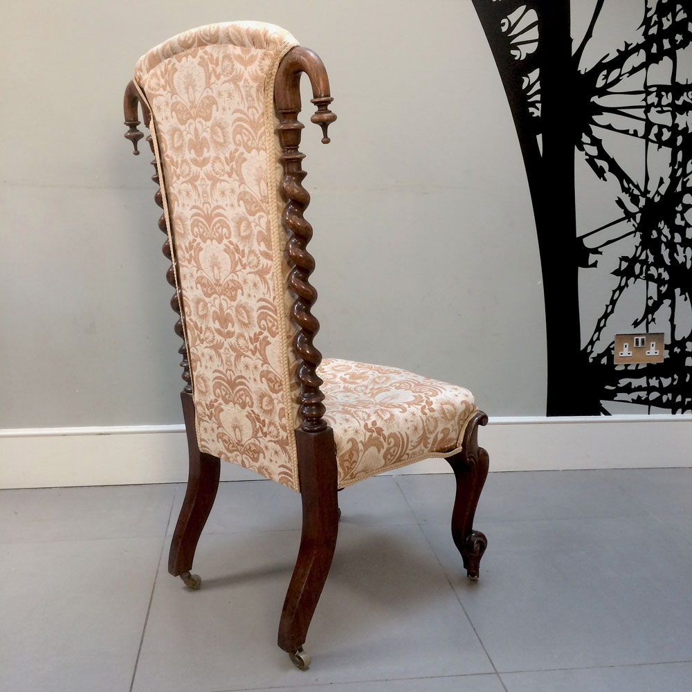 ... Antique-Victorian-Prayer-Chair-seating-Napoleonrockefeller.com ... - Napoleonrockefeller.com Collectables, Vintage And Painted Furniture