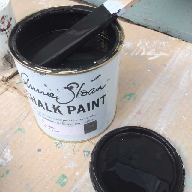 Metropolis graphite paint Napoleonrockefeller.com