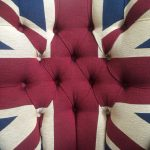 Winston Union Jack Chair|Union Jack chair|Union Jack Lounge chair| Union Jack seating|Union Jack armchair|Napoleonrockefeller.com