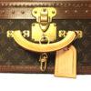 Louis Vuitton Alzer 70 case  Louis Vuitton suitcase Vuitton Designer vintage luggage Vintage Vuitton