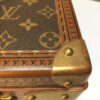 Vintage Louis Vuitton suitcase|Alzer 70|iconic Vuitton designer luxury luggage, Napoleonrockefeller.com