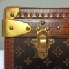 Vintage Louis Vuitton suitcase|Alzer 70 emblem|iconic Vuitton designer luxury luggage, Napoleonrockefeller.com