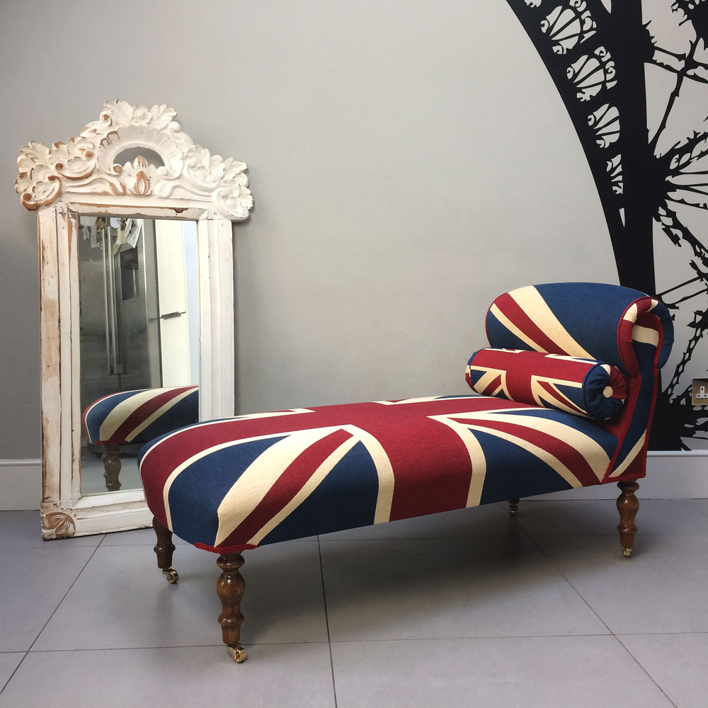 Winston Union Jack Daybed Chair