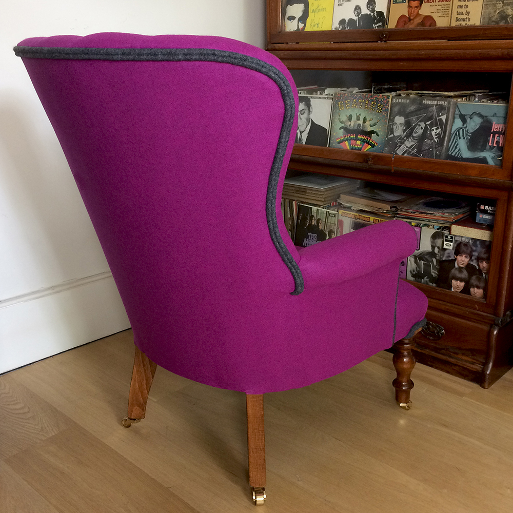 ... Moon Fabrics|Abraham Moon Fabric| Moon Upholstery|Moon Upholstered|pink  +grey ...