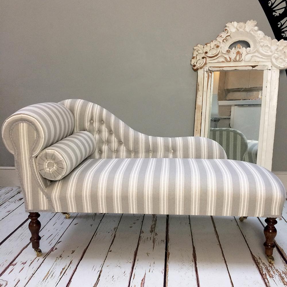 ... Grey Stripe|grey|stripe|stripy|stripes|grey Chaise|grey Chair ...