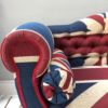 Union Jack sofa|Union Jack chair| Union Jack seat| Union Jack| British| Hand-crafted chair|chaise|chaise longue| chaise London| British flag | Union Jack London| Interiors| Interior design| Union Jack interiors| Union Jack bespoke| Union Jack home decor| Union Jack products| Union Jack gifts| Union Jack antiques