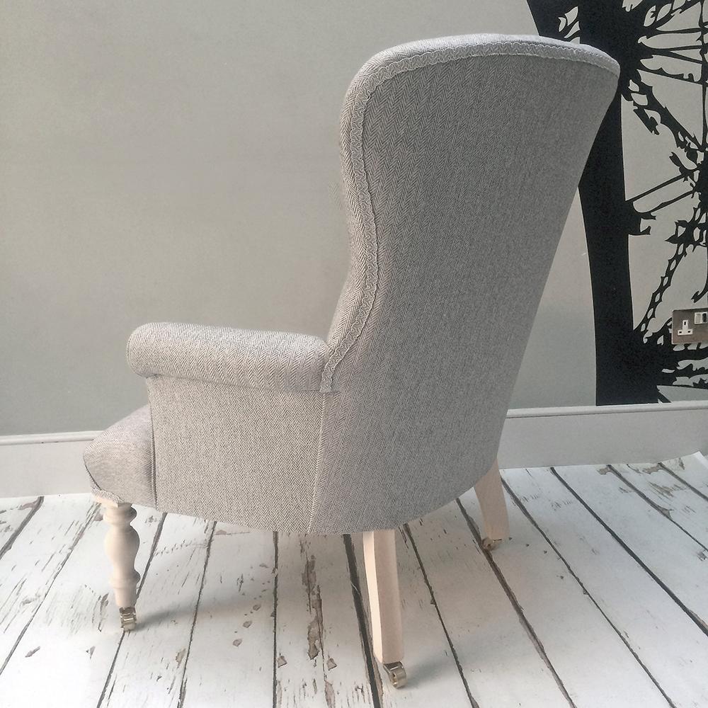 ... Grey Herringbone| Grey Chair| Grey Armchair| Grey Sofa| Grey Seating|  Grey ...