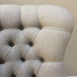 Darcy Grey Lounge Chair