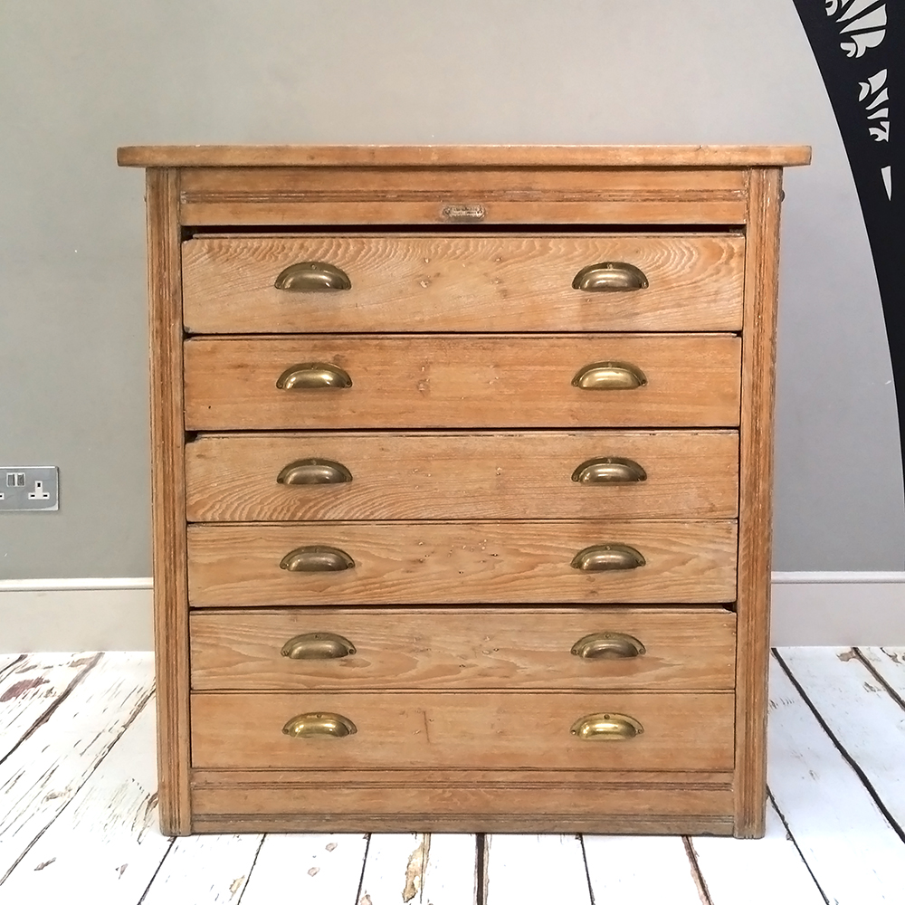 industrial drawers|industrial decor|printers drawers|printers  chest|drawers|chest| - Napoleonrockefeller.com Collectables, Vintage And Painted Furniture