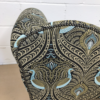 Peacock chintz peacock fabric chaise chaise longue bespoke chaise bespoke seating bespoke chairs upholstered button back Victorian style homedecor London  Interiors London Sofa London Sofa Cheshire Sofa Essex Bespoke chaise Scotland Bespoke chaise Ireland Bespoke chairs Clapham Fulham chaise Chelsea sofa Chelsea chaise Chelsea bespoke interiors Putney bespoke chairs Putney interiors Putney sofas Putney interiors Ham interiors Ham bespoke chairs Ham bespoke upholstery Richmond interiors Richmond homedecor Cheshire interiors Birmingham chaise Birmingham home decor Essex homedecor Essex bespoke chaise Yorkshire home decor Yorkshire bespoke chair Yorkshire bespoke chairs Yorkshire sofa bespoke furniture handcrafted seating handcrafted sofa Bristol interiors Bristol chaise Bristol chairs Bath chaise Bath home decor  Wimbledon decor Wimbledon chaise Wimbledon sofa Wimbledon interiors Napoleonrockefeller.com