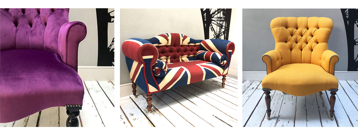 Handcrafted Seating from napoleonrockefeller.com in Wimbledon London
