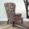 Tapestry|Woodland|Botany|Textile|Handcrafted|bespoke chair|armchair|chair|sofa|chaise|interiors|interior design|home decor|decor|home living|living room|lounge|kitchen|dining room|office|hallway|interiors|interior style|home decor|decor|home accessories| home and living|living room|lounge|kitchen