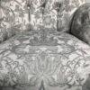 Birds William Morris Botanical Nature Eco Interiors Handcrafted Seating Armchair Sofa Seating Chair Living room Lounge Bedroom Study Home office London interiors Home decor