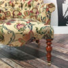 William Morris|Floral|Interiors|Bespoke| Upholstery|Handcrafted|Armchair|Seating|Chair|Sofa|London|Wimbledon
